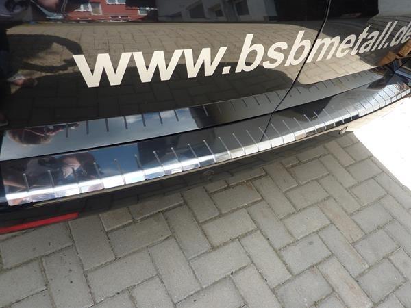 BSB - Ladekantenschutz in Edelstahl mit Abkantung [ VW T5 ]
